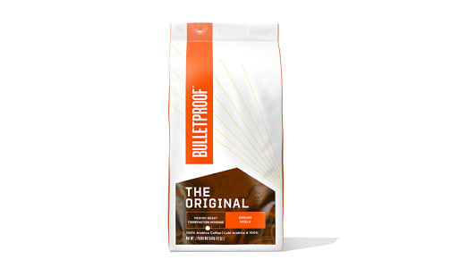The Original Ground Coffee- Code#: PC0780