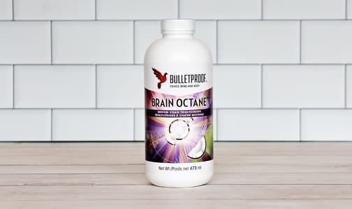 Brain Octane Oil- Code#: PC0787