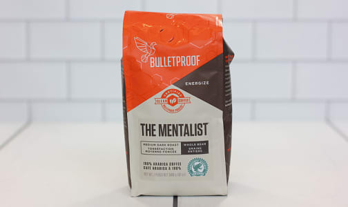 Whole Bean Mentalist Coffee- Code#: PC0788