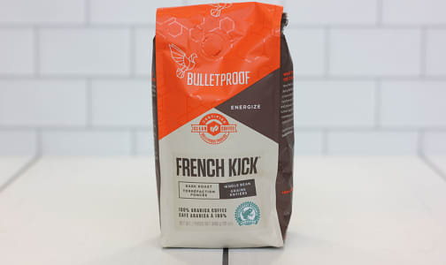 Whole Bean French Kick Coffee- Code#: PC0789