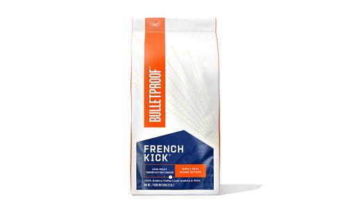 French Kick Whole Bean Coffee- Code#: PC0789