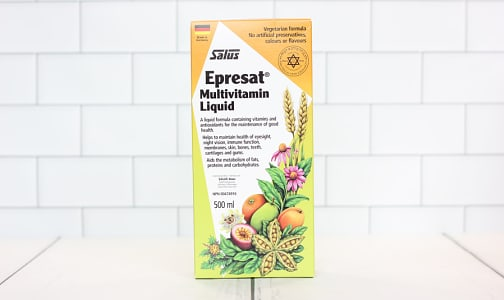 Epresat® Multivitamin Liquid- Code#: PC0927