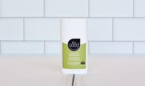 Unscented Deodorant- Code#: PC0968