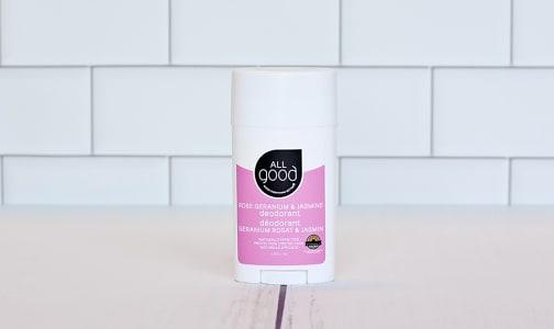 Geranium & Jasmine Deodorant- Code#: PC0969