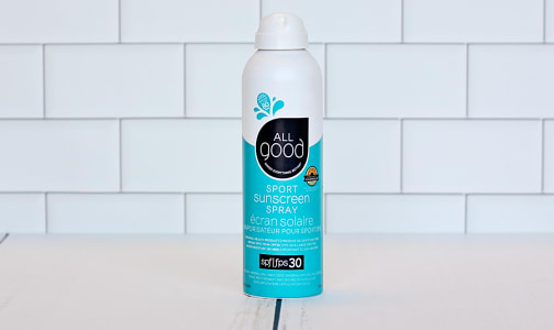 SPF 30 Sport Sunscreen Spray- Code#: PC0977