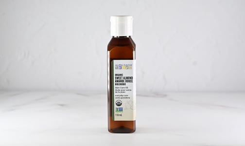 Organic Sweet Almond Oil- Code#: PC1003