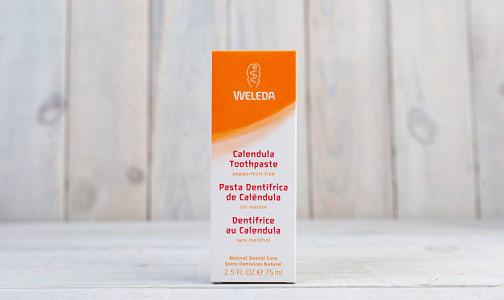 Calendula Toothpaste- Code#: PC101001