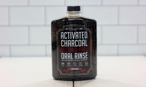 Charcoal Oral Rinse - Cinnamon- Code#: PC10102