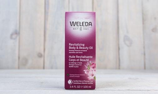 Revitalizing Body & Beauty Oil- Code#: PC101034