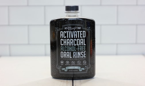 Charcoal Oral Rinse - Classic Mint- Code#: PC10103