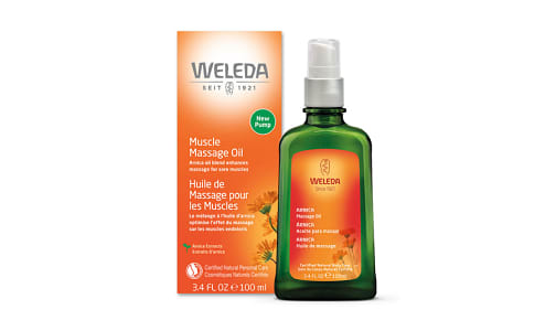 Muscle Massage Oil- Code#: PC101046