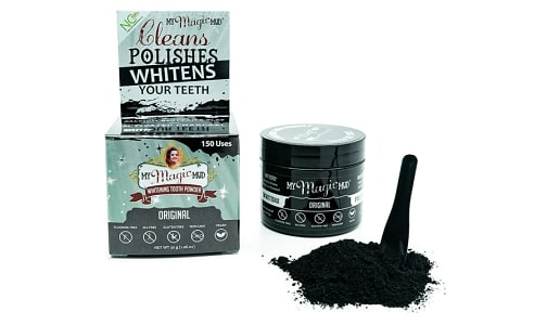 Charcoal Tooth Powder - Original- Code#: PC10104