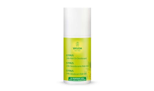 24h Roll-On Deodorant - Citrus- Code#: PC101065