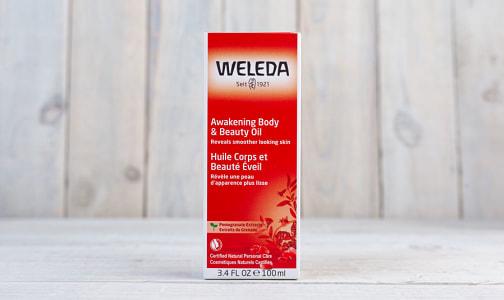 Awakening Body & Beauty Oil- Code#: PC101087