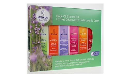 Body Oil Starter Kit- Code#: PC101093