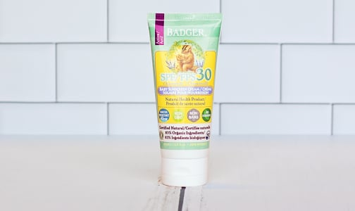 SPF 30 Baby Sunscreen- Code#: PC1010