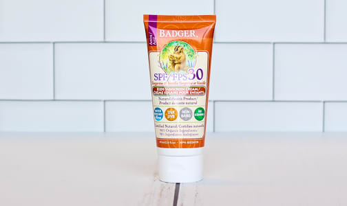 Kids Sunscreen SPF 30- Code#: PC1011