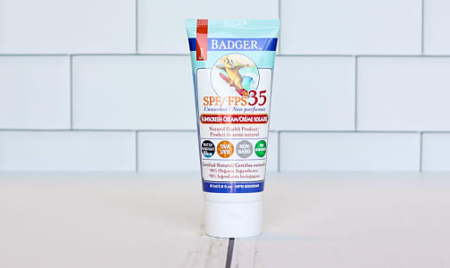 SPF 35 Sport Sunscreen- Code#: PC1016