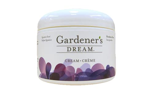 Gardener Dream Cream Jar- Code#: PC1022