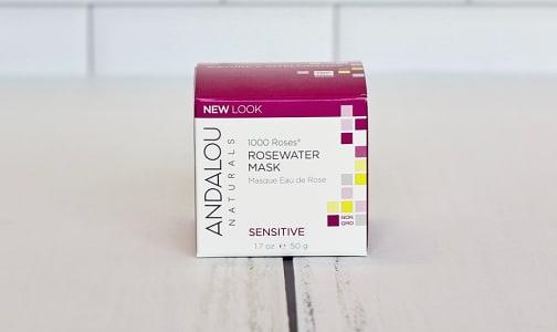 1000 Roses Rosewater Gel Mask- Code#: PC1031
