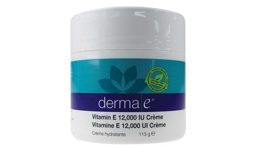 Vitamin E 12,000 IU Moisture Creme- Code#: PC1048