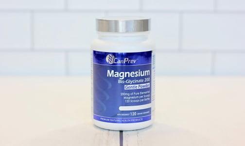 Magnesium Bis-Clycinate 200 Gentle- Code#: PC1059