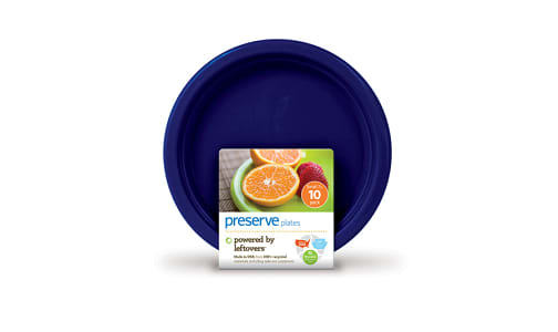 On the Go Plateware - Small Midnght Blue- Code#: PC10612
