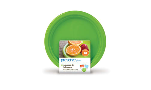 On the Go Plateware - Small Apple Green- Code#: PC10613