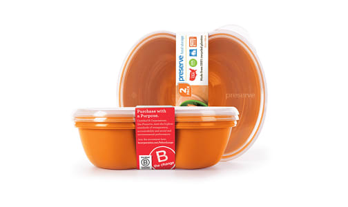 Sandwich Food Storage - Orange- Code#: PC10643