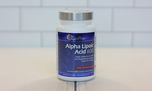 Alpha Lipoic Acid- Code#: PC1064