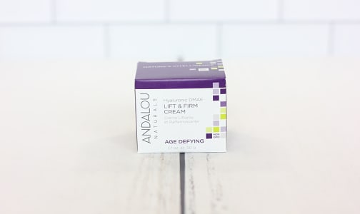 Hyaluronic DMAE Lift & Firm Cream- Code#: PC1071