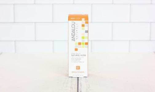 Argan + Omega Natural Glow 3 in 1 Treatment- Code#: PC1078