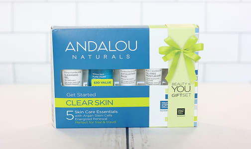 Get Started Kit - Clear Skin- Code#: PC1087