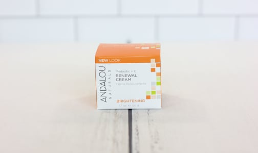 Probiotic + C Renewal Cream- Code#: PC1101