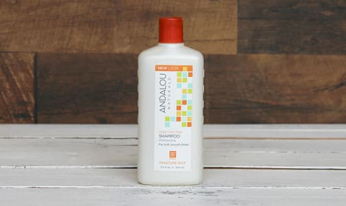 Argan & Orange Moisture Rich Shampoo- Code#: PC1103