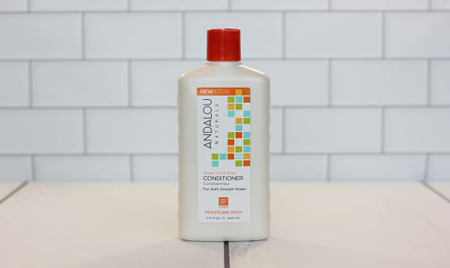 Argan & Orange Moisture Conditioner- Code#: PC1104