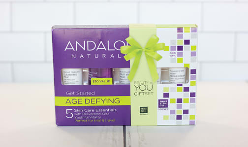 Age Defying Starter Kit- Code#: PC1108