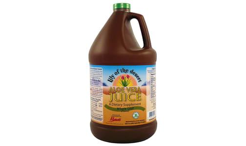 Whole Leaf Aloe Vera Juice, Preservative Free- Code#: PC1109