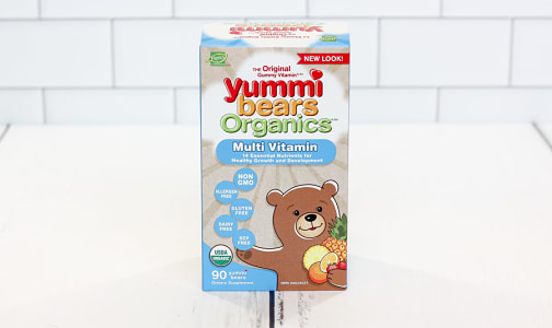 Yummi Bears - Multi Vitamin & Minerals- Code#: PC1148