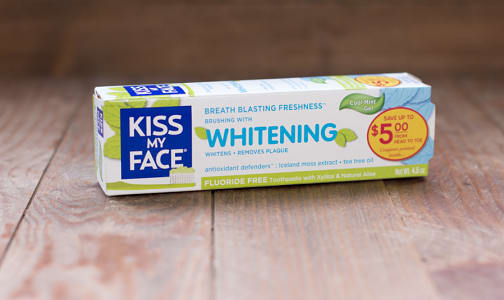 Whitening Gel Toothpaste- Code#: PC1221