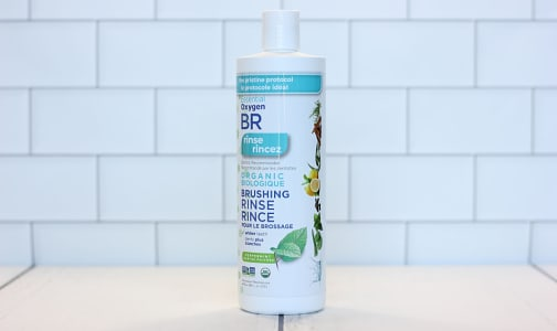Organic Oxygen Brushing Rinse- Code#: PC1243
