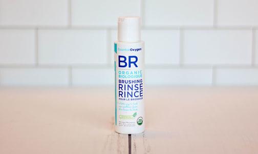Organic Brushing Rinse Peppermint- Code#: PC1244