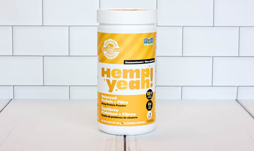 Hemp Yeah! Balanced Protien and Fibre- Code#: PC1260