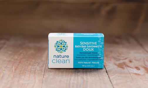 Sensitive Bath Bar - Unscented- Code#: PC1279