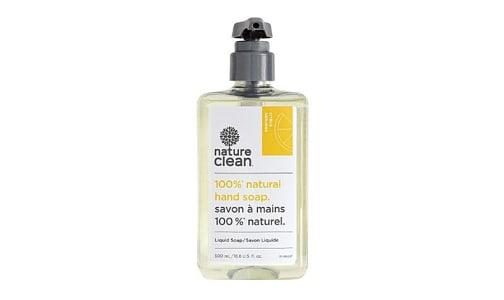 Citrus Liquid Hand Soap- Code#: PC1280