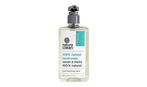 Peppermint Liquid Hand Soap- Code#: PC1281