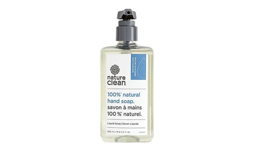 Unscented Castile Liquid Hand Soap- Code#: PC1282