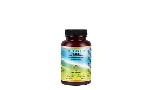 Organic GABA- Code#: PC1316