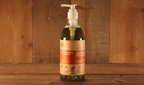 Biodegradable Pet Shampoo- Code#: PC1345