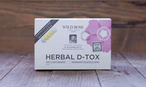 Herbal D-Tox Program- Code#: PC1384
